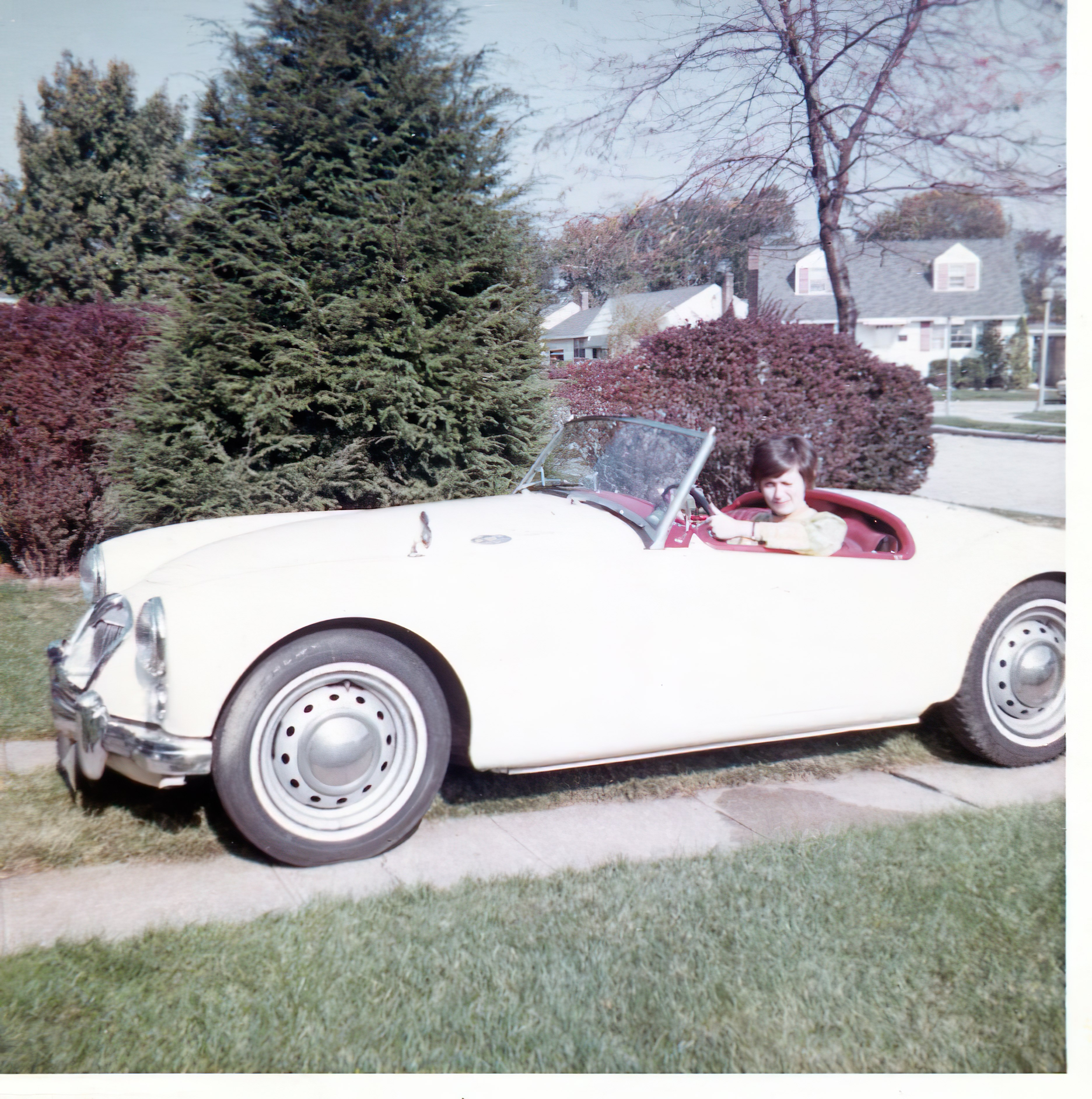 Melon's new MGA 1968